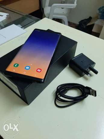Samsung Note 9 128gb with box and all accessories original