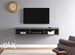 TV wall mounting and In house Electronics setup. Wall bracket provide