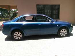 Audi A4 2.0 in a perfect condition