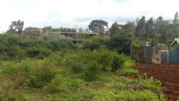 1/4acre in kinoo for development