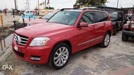 Foreign Used 2011 Mercedez-Benz GLK 350 4Matic With Only 42K Miles.