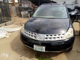 Clean Nissan murano 2007 keyless for sale