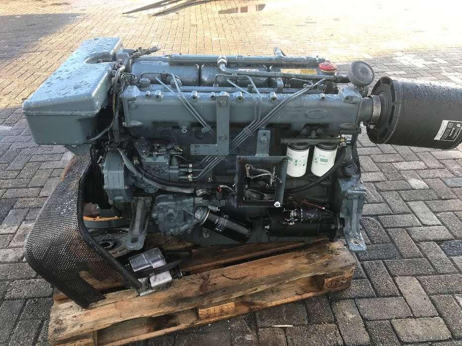 MAN 6 660E Marine Diesel Engine - DPX-11737 - 1999 - image 5