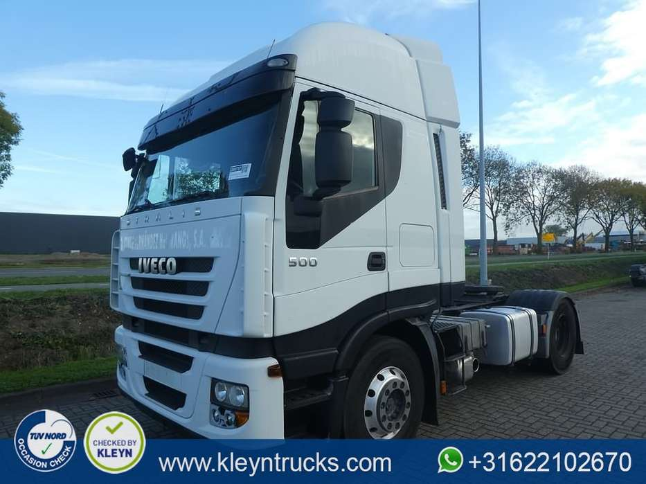 Iveco AS440S50 STRALIS manual intarder - 2009