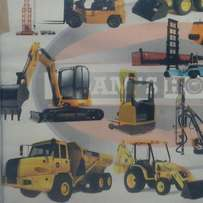 Forklift, TLB, Tower Crane & Grader Accredited by CETA Course
