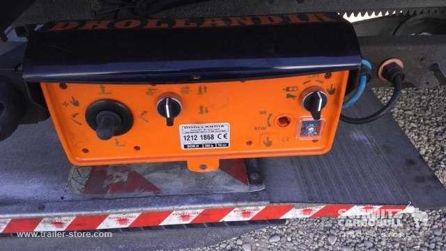 Schmitz Cargobull Semiremolque Lona Mega Trampilla de carga - 2013 - image 10