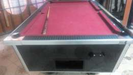 kenice pool table-6 months old