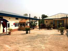 Event center/Hotel for sale/lease at Kuje
