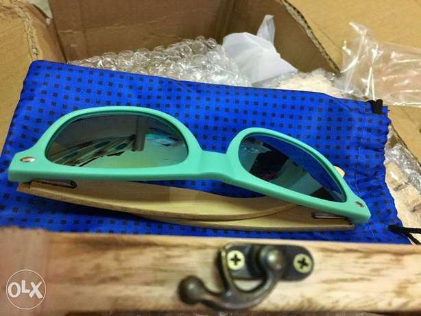 100% handmade polarized bamboo shades