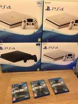 Brand new sealed slim PS4 500GB Console full warranty