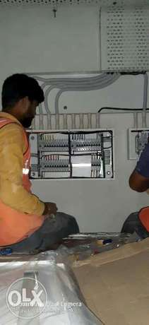 All electric work and maintenance
