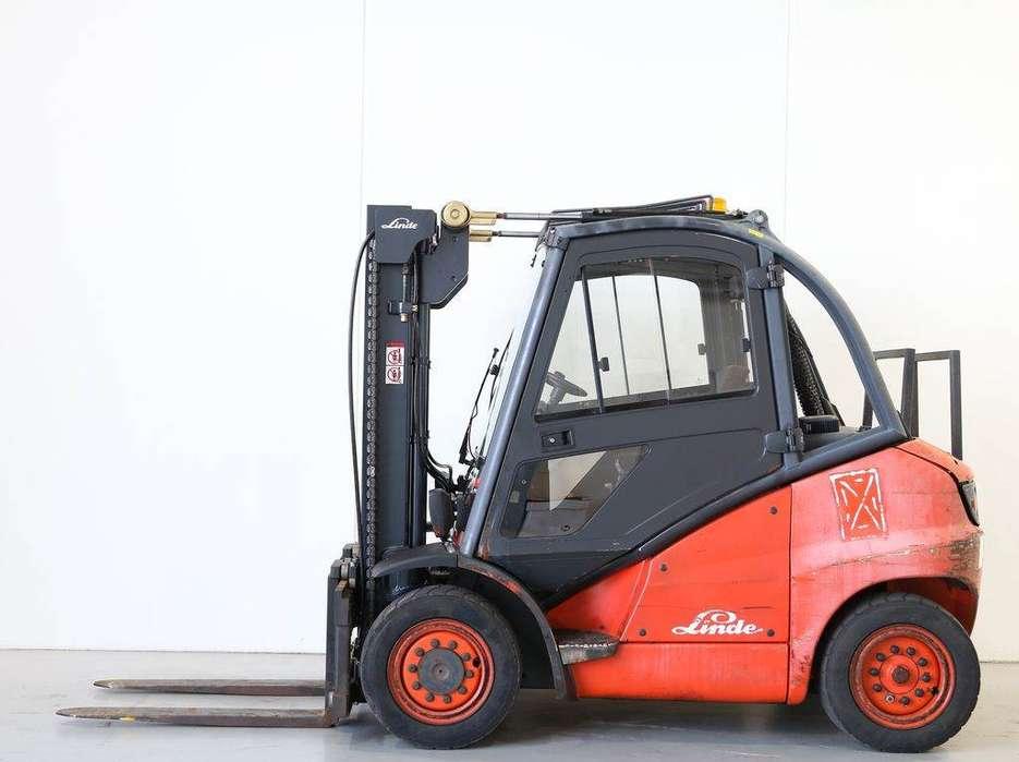Linde H40d/394 - 2005