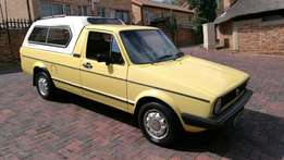 Immaculate 1987 VW Caddy 1600 4speed