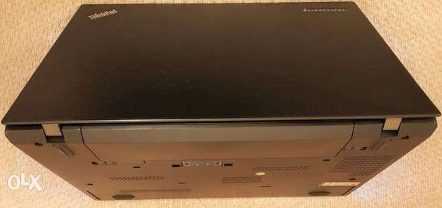 Excellent Lenovo Think Pad -Laptop-Intel Core i7-Ram 8GB-Hdd 500-Win10