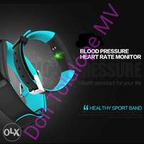 Smart band (Blood pressure & Heart rate monitor)