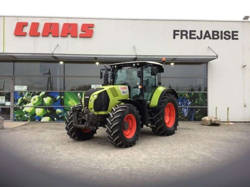 Claas Arion 640 Cmatic - 2015