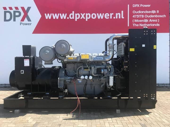 Perkins 4006-23TAG3A - 900 kVA Generator - DPX-11887 - 2019