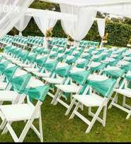 Events Services (tents,tables,chairs,decor,flowers) for hire