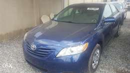 Super clean tokunbo Toyota Camry 2009
