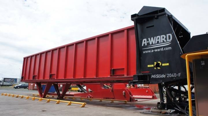 A-Ward 20/40ft Horizontal Container Loaders - 2019