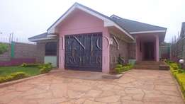 Ngoingwa 3BDR Bungalow for sale in Thika
