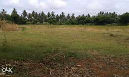 4 Acres Land For Sale Good For Plots Subdivision in Mtwapa Mombasa
