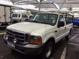 2006 Ford F250 4.2 TD Single Cab,