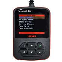 Launch Creader 7S OBD Code Reader with Oil Reset Full update