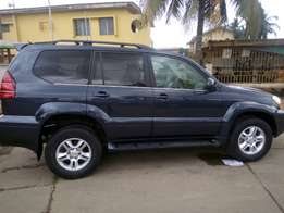 It's a sharp Gx470 Sparkling Tokunbo for grabs