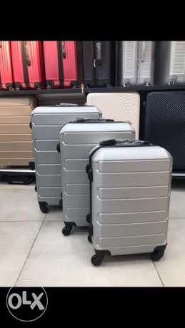 Only 1 Set Left at 50% Swiss Travel Suitcase