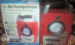 FREE Delivery Tyre Pump For Jeeps & Trailers