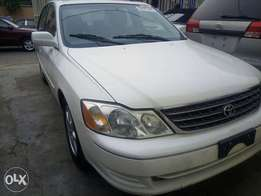 2003 Toyota Avalon for sale at 1.65m