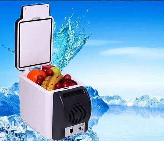 Portable electronic 6L Cooling & Warming Refrigerator