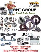 Truck Spares Priced to Go