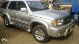 Clean used Toyota 4Runner limited