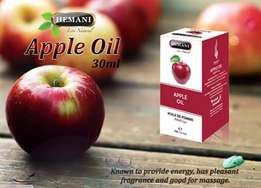Apple oil