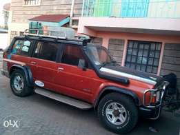 Extremely clean Nissan patrol manual diesel.KAV.7 seater.