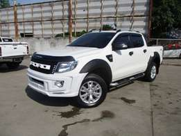 Ford Ranger Wildtrack 2014 in Nairobi