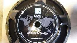 15 inch fane Sovereign disco woofers