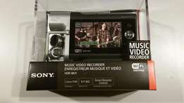 Sony HDR-MV1 Music Video Recorder (Black)