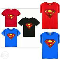 Kids superman tshirt