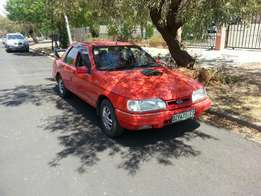 Ford sapphire swap for bakkie