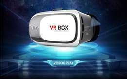 Virtual Reality 3D Glasses- 2nd Generation (VR BOX II)