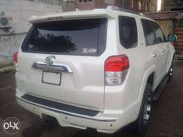 Lagos Port Cleared Tokunbo 2012 Toyota 4Runner,Perfect Engine and Gear