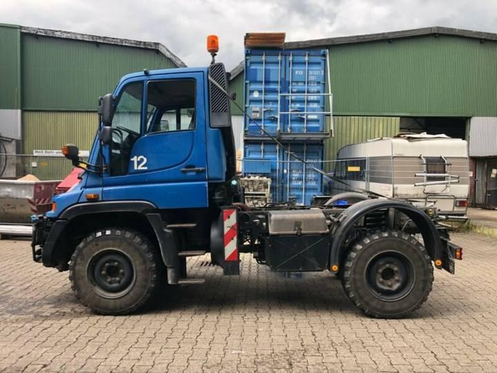 Unimog U300 / 405/10 - 2005