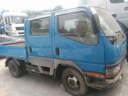 Clean Mitsubishi Canter Double Cabin
