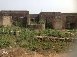 URGENT SALES: uncompleted building in Akure