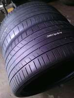 255/30/R19 on special in a good condition for sale each is R900