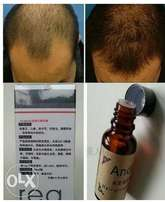Andrea hair product for rapid hair growth and damaged hair repair.