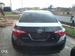 Extremely Clean bought brand new Toyota Corolla sport 2015 model